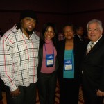 Terreon Gully, Ramona Houston, Loretta Houston, Moctesuma Esparza