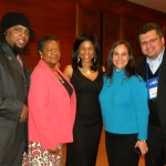 Terreon Gully, Loretta Houston, Ramona Houston, Veronica Navarrette, Ruben Navarrette
