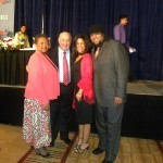 Loretta Houston, Dr. Juan Andrade, Ramona Houston, Terreon Gully