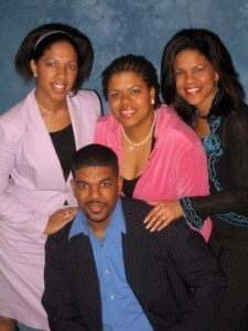 The Houston Siblings - Rhesa, Rhonda, Ramona and Cecil